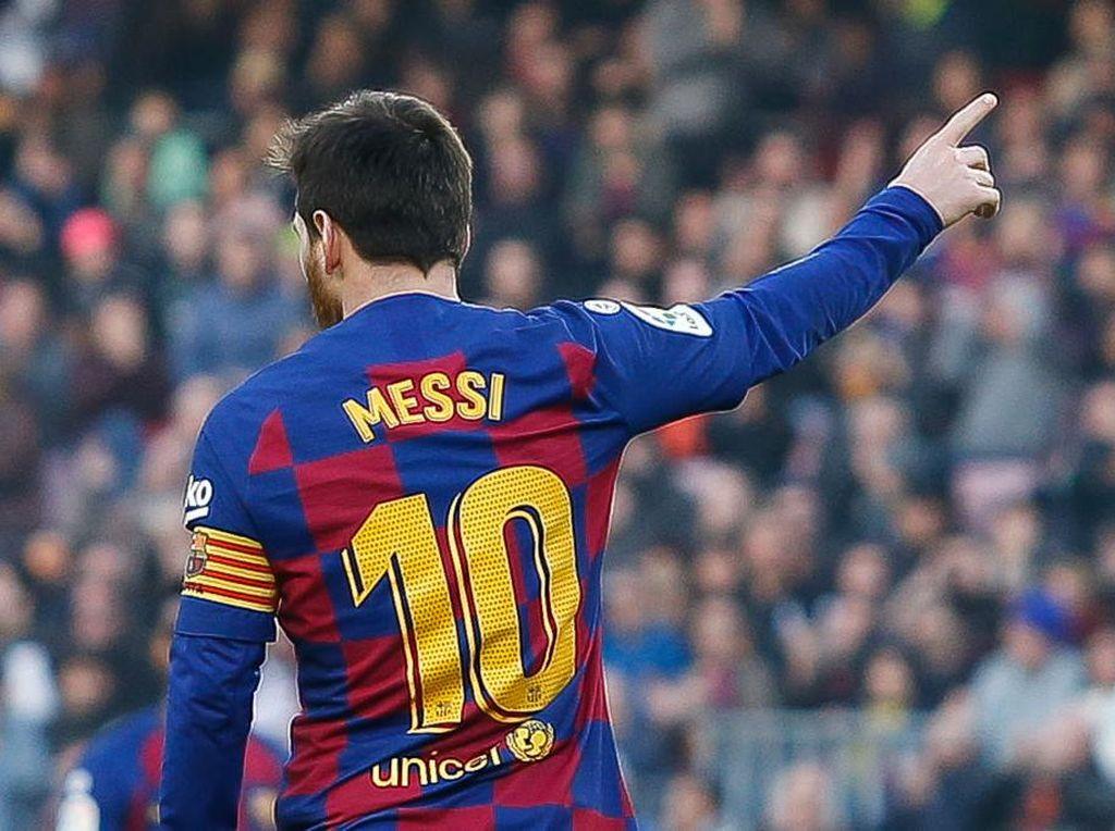 Messi Tetap Jadi Kapten Barcelona Musim Ini