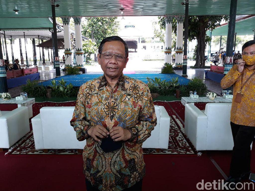 Mahfud Md Berduka: Jakob Oetama Bangun Indonesia Lewat Informasi