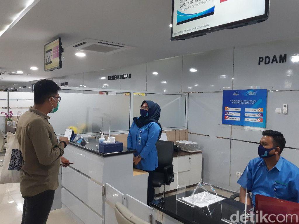 Jadi yang Pertama di Banten, Mal Pelayanan Publik Pandeglang Resmi Dibuka