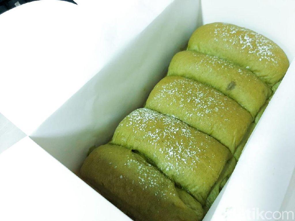 Oishii Japanese Bake: Empuk Lembut Roti Jepang Rasa Abon hingga Matcha