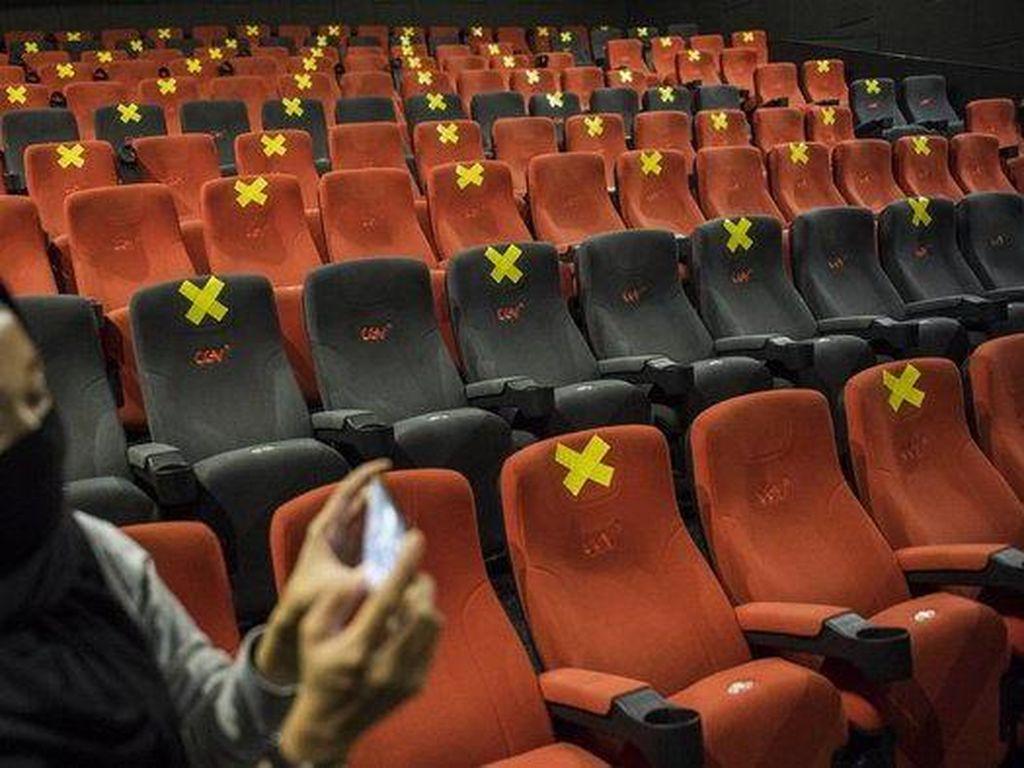 Anies Izinkan Bioskop Buka Tapi Kapasitas 25%, Pengelola Minta 50%