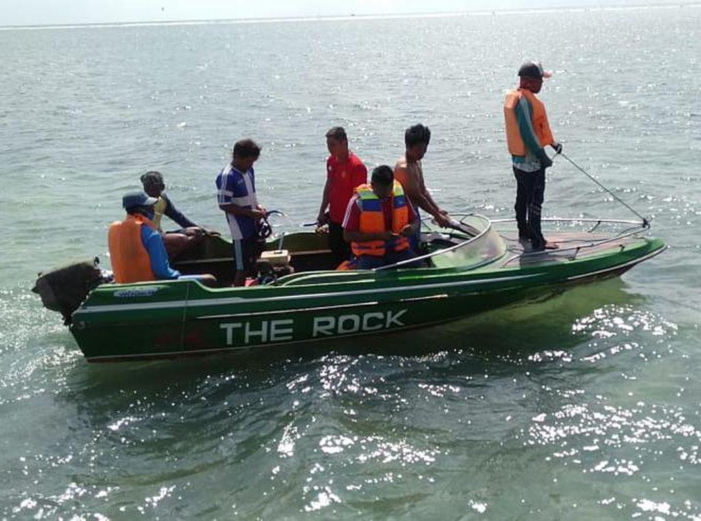 Total Ada 3 Korban Tewas Akibat Perahu Terbalik di Sumenep