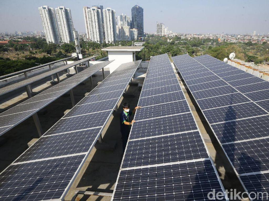 Kemen ESDM Sosialisasi Wajib SNI Modul Fotovoltaik Silikon Kristalin