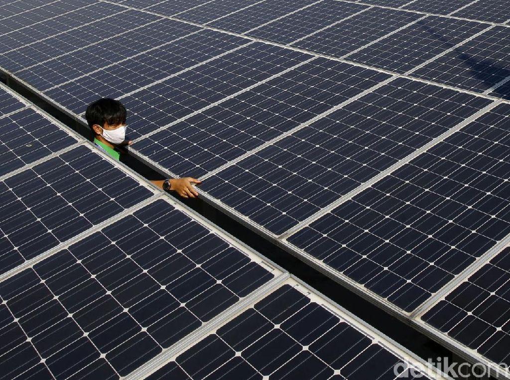 Percepatan Pengembangan dan Pemanfaatan Energi Surya
