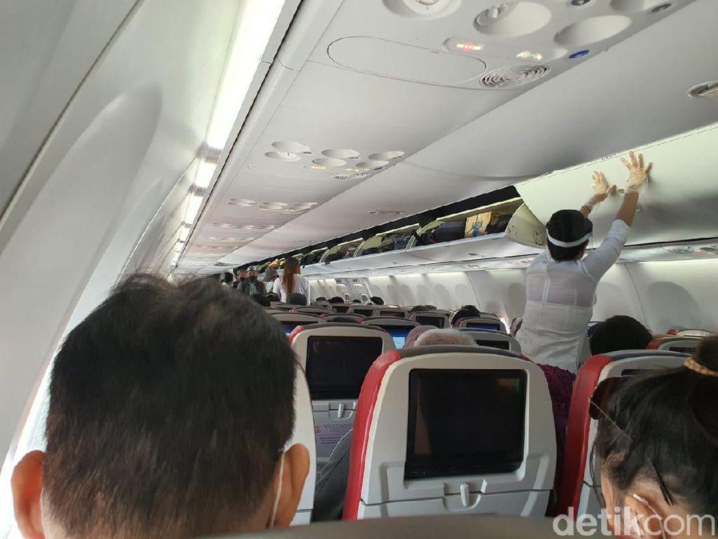DPR Sentil Batik Air soal Physical Distancing, Menhub: Khilaf, Akan Ditegur