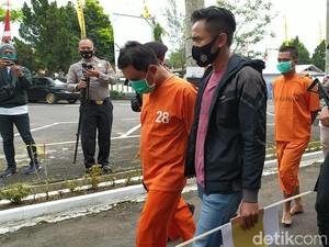 Tipu-Peras Yayasan di Ciamis, 2 Petugas KPK Gadungan Ditangkap Polisi