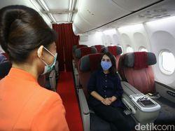Ini Harapan Awak Kabin Garuda Indonesia untuk Dunia Penerbangan