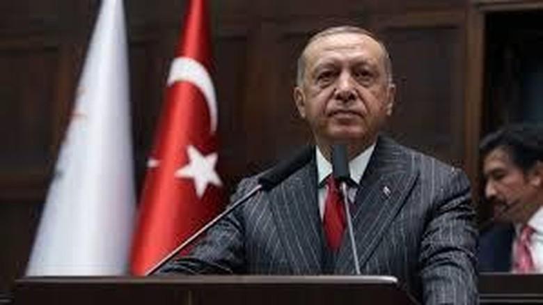 Presiden Reccep Tayib Erdogan (AFP Photo)
