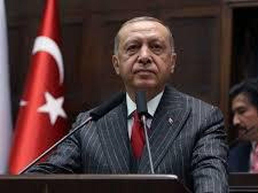 Erdogan: Konflik Ukraina-Rusia Harus Diselesaikan Secara Damai
