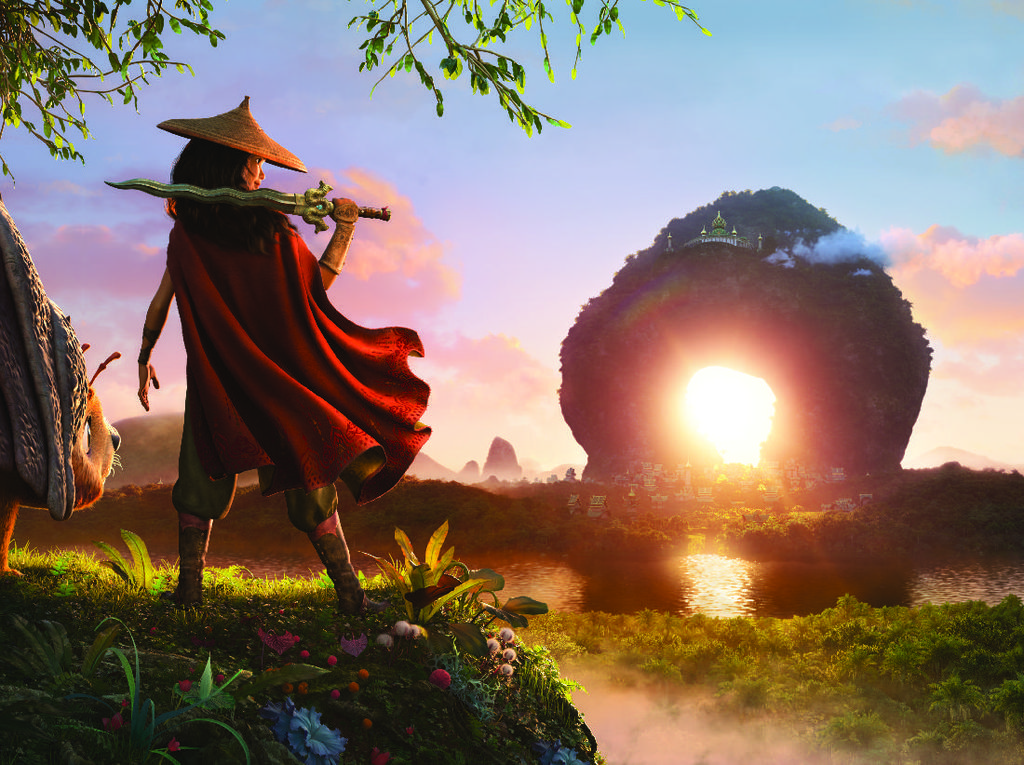 Deretan Seniman Indonesia di Balik Film Raya and the Last Dragon