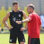 Lewandowski dan Flick Terbaik di Jerman