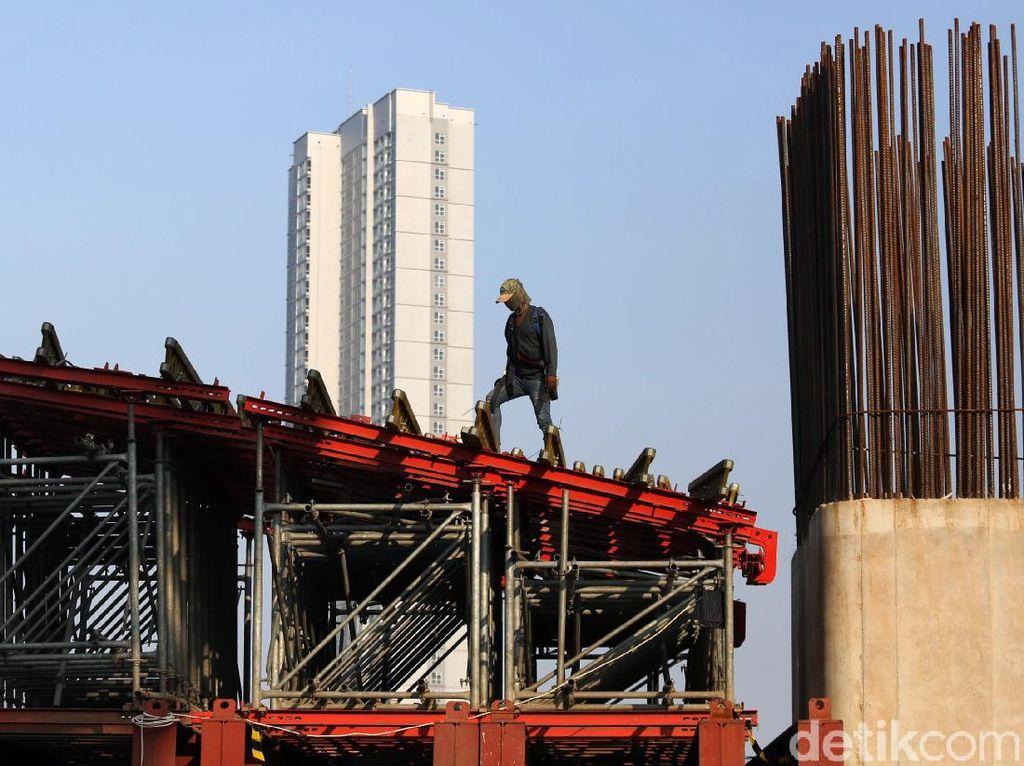Bagaimana Progres Tol Kelapa Gading yang Disinggung Hotman Paris?
