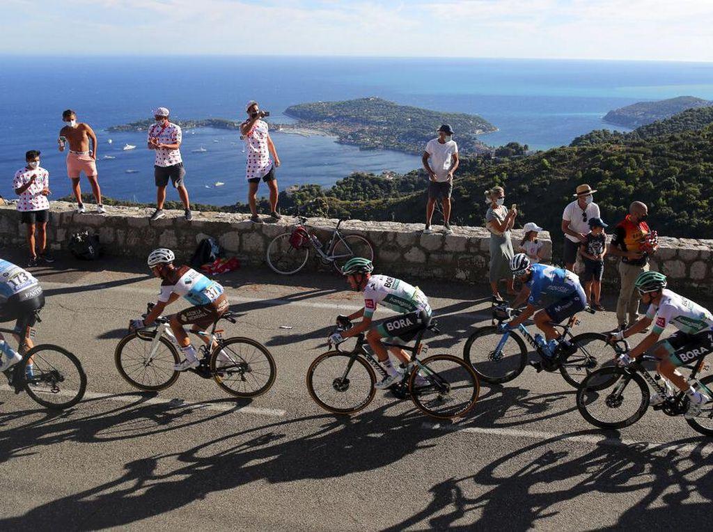 Balap Sepeda Tour de France Mulai Lagi di Tengah Pandemi