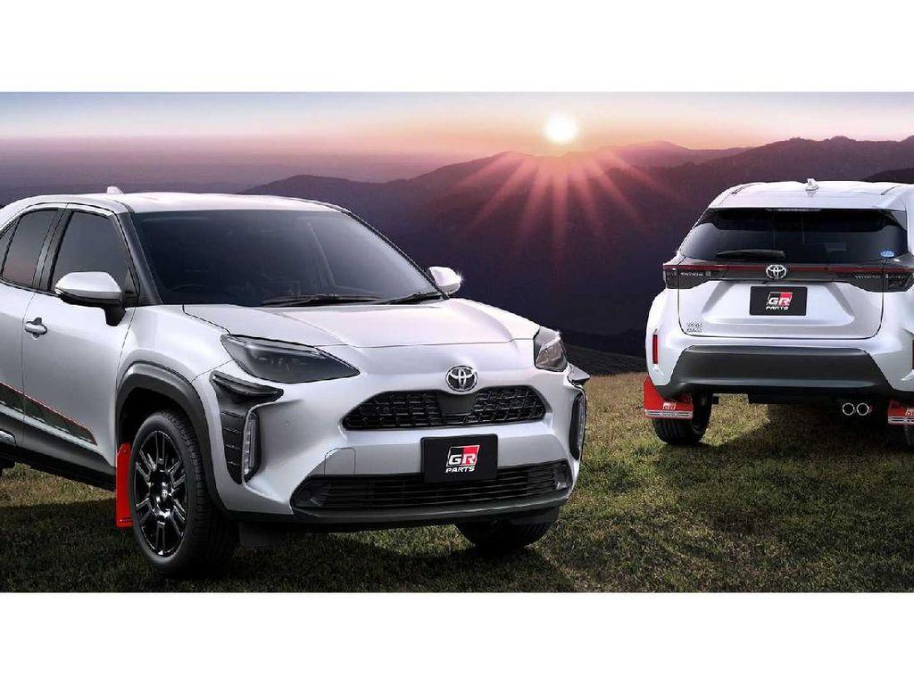 Toyota Yaris Cross Anyar Dapat Sentuhan Gazoo Racing