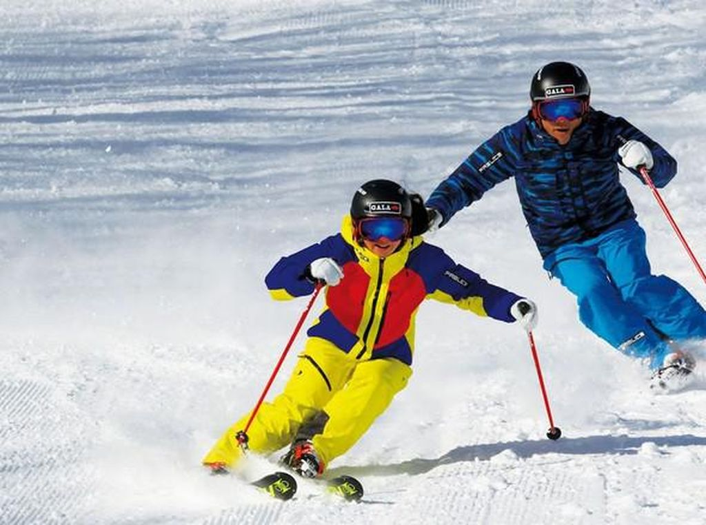 Mau Main Ski Nggak Harus ke Prancis, di Bekasi Juga Ada Lho
