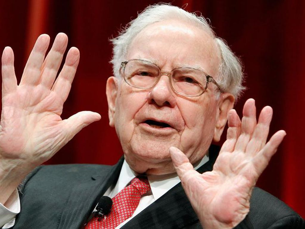 11 Pengakuan Mencengangkan Warren Buffett, Apa Saja?