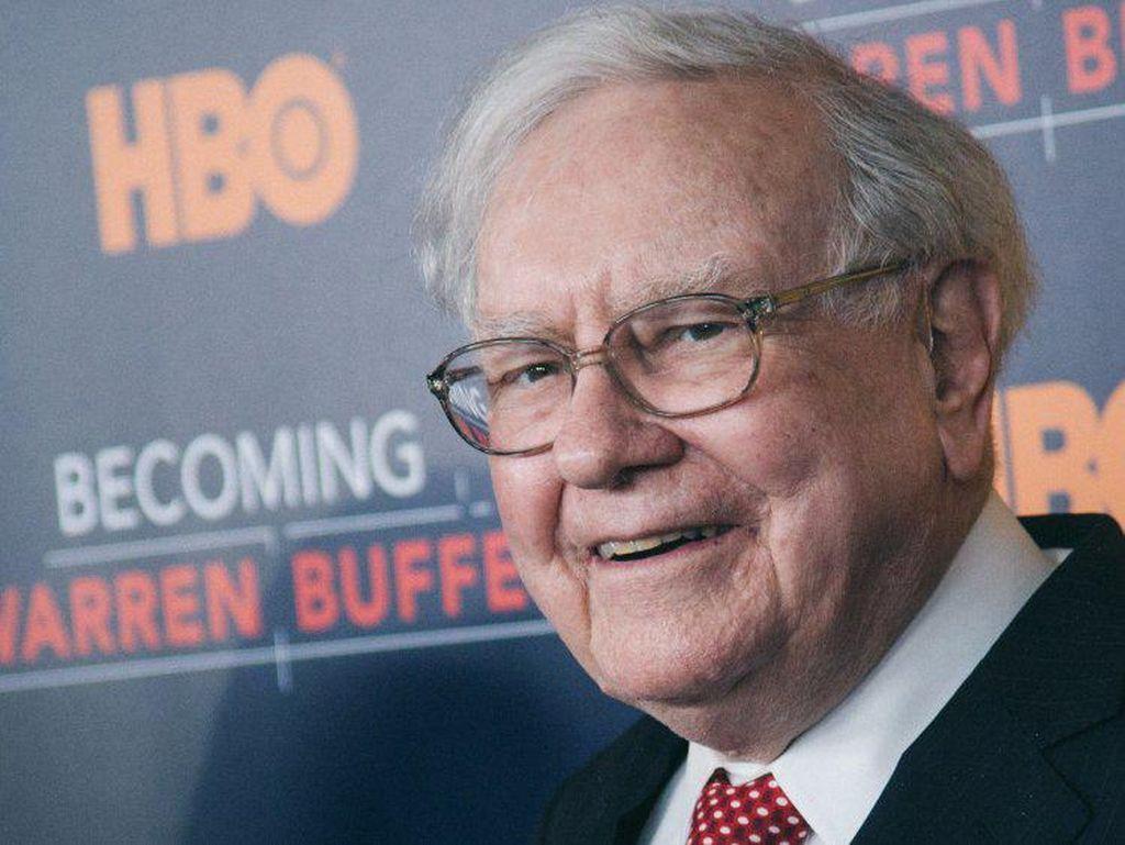 Tertinggi Dalam Sejarah! Harta Warren Buffett Tembus Rp 1.446 T