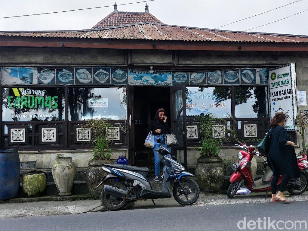 Foto Ikan Bumbu Nyat-nyat dari Batur Bali