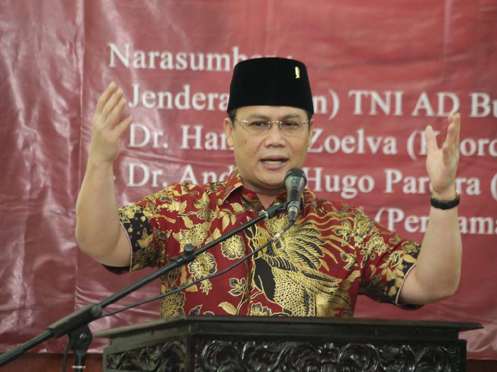 PDIP: Masa Jabatan Presiden 2 Periode Ideal, Tak Ada Pembahasan 3 Periode