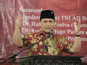Wakil Ketua MPR Sebut Pancasila Tetap Hidup Jika Penuhi Tiga Syarat