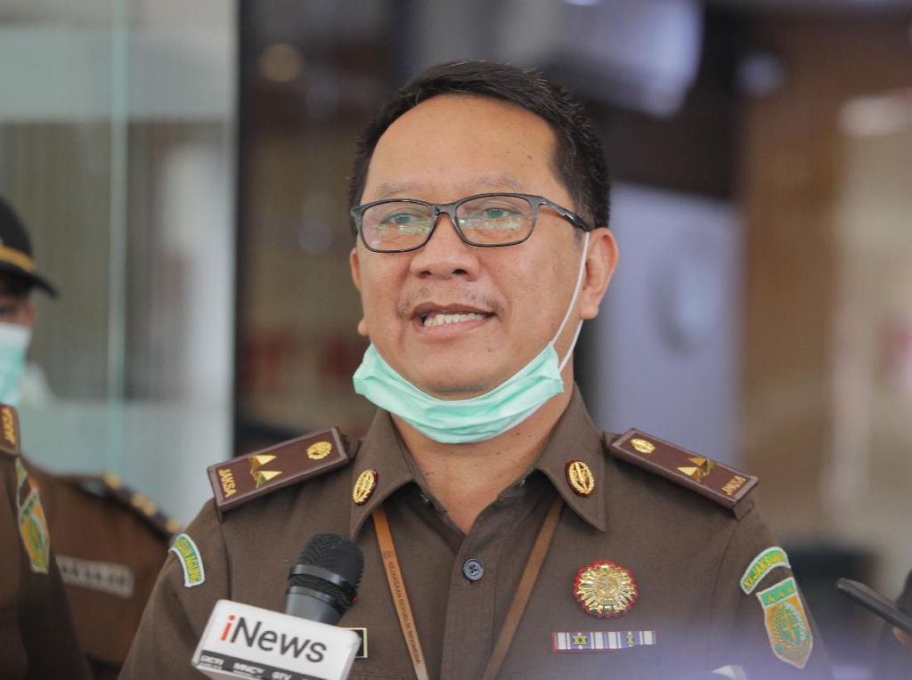 ICW Minta Jokowi Berhentikan ST Burhanuddin, Ini Kata Kejagung