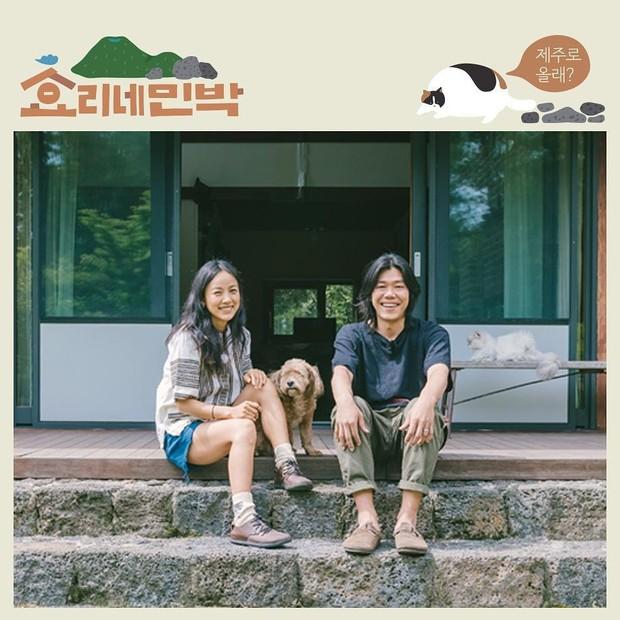 Program ini menampilkan Lee Hyori dan suaminya, Lee Sang Soon, dimana keduanya menerima tamu yang berkunjung ke kediaman mereka di Pulau Jeju.