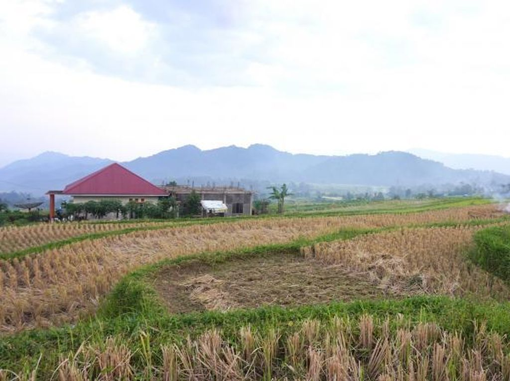 Pariangan, Desa Indah di Kaki Gunung Marapi
