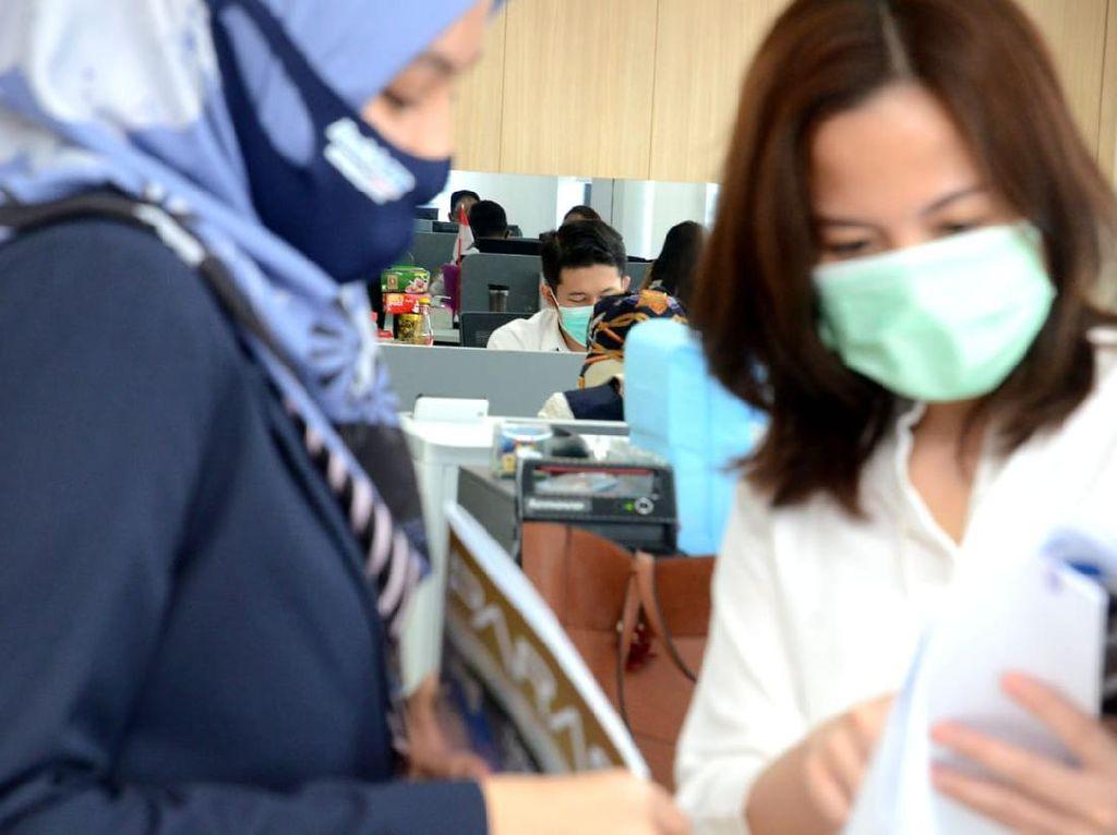 Kasus Positif Terus Meningkat, Protokol Kesehatan Diperketat