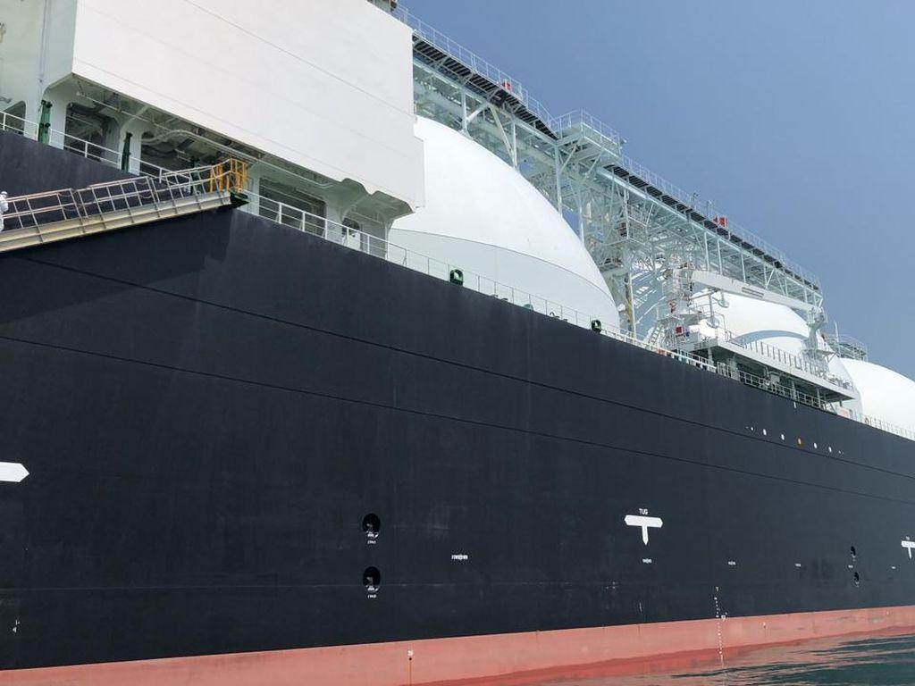 Kemenhub Evakuasi Pelaut WNI Sakit di Kapal LNG Carrier MT. Jupiter