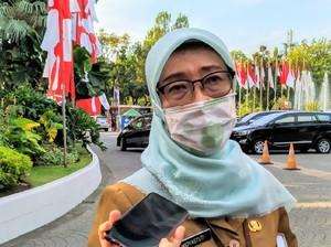 Pemprov DKI: 34% Kapasitas RS di Jakarta Terisi Pasien COVID-19, 13 RSUD Penuh