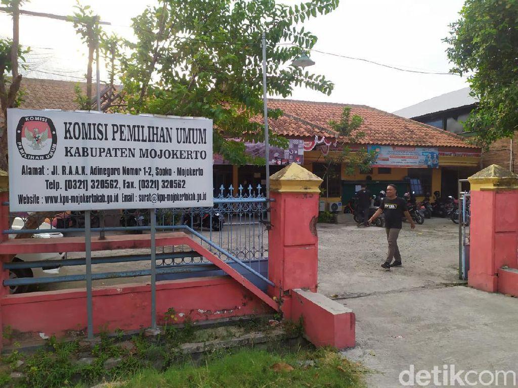 Tiga Bapaslon Bupati-Wabup Siap Daftar ke KPU Mojokerto