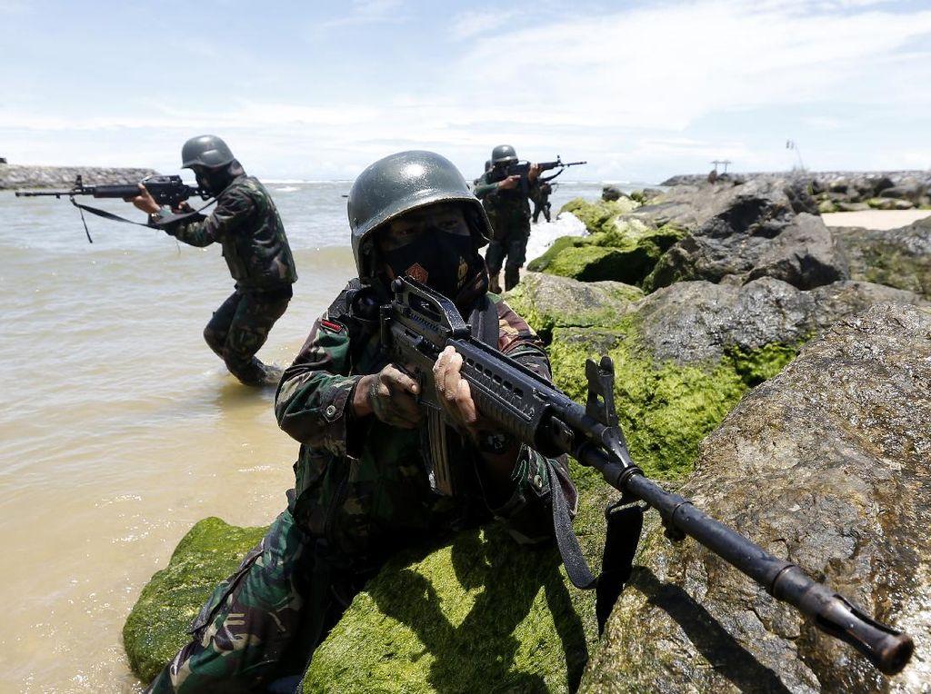 TNI Bantah Anggapan Cuma Dilatih untuk Berperang