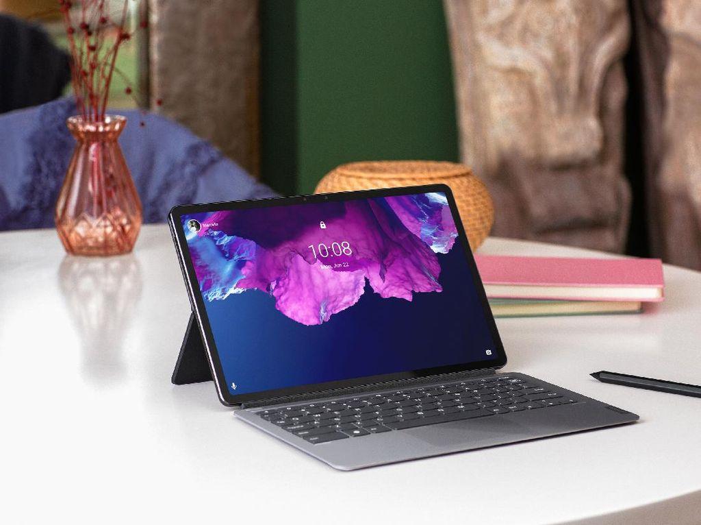 Dua Tablet Anyar Lenovo Siap Temani Belajar dan Bekerja di Rumah