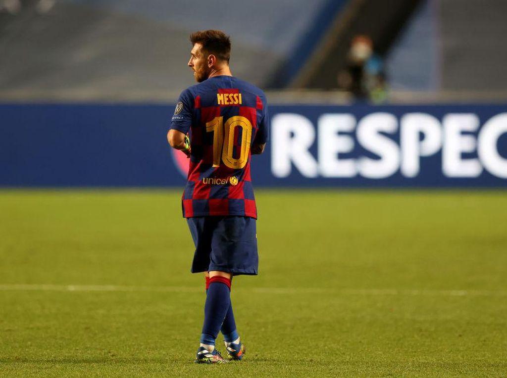 Etoo: Messi Saja Tidak Cukup untuk Barcelona