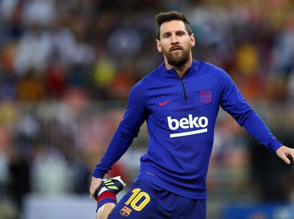 Pelatih LA Galaxy Minta Messi Pindah ke MLS