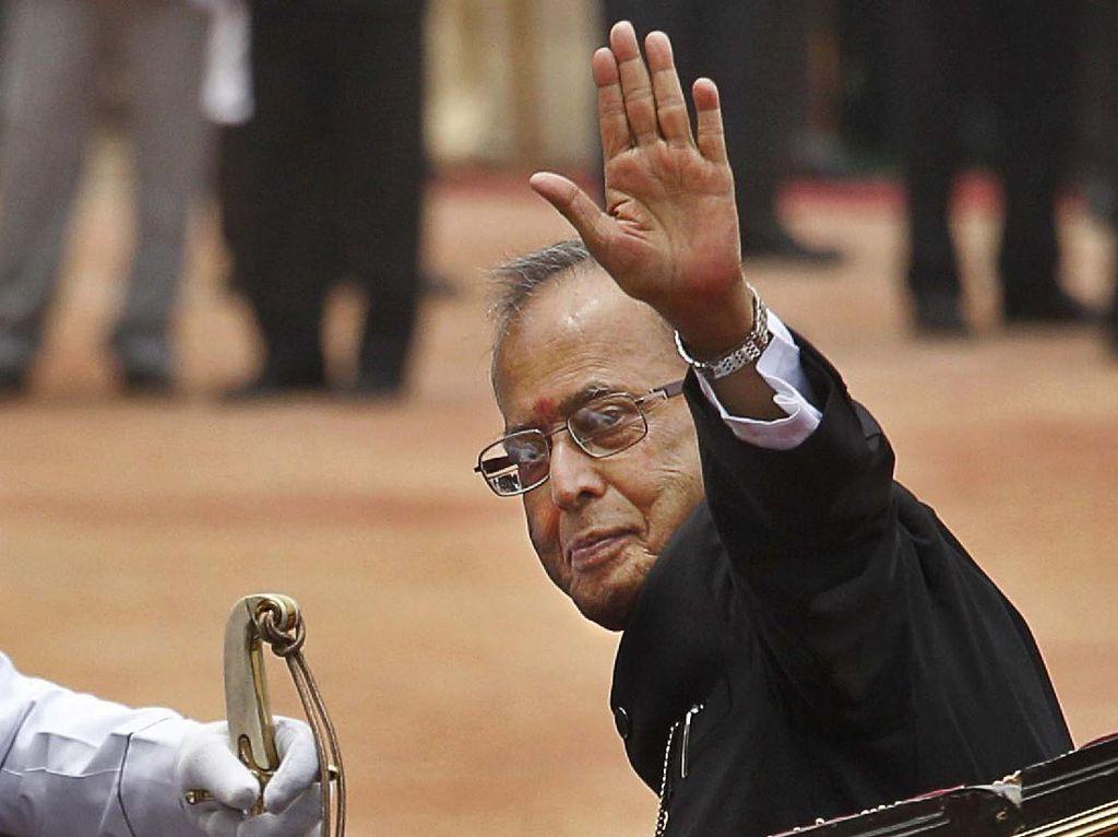 Terinfeksi Virus Corona, Mantan Presiden India Meninggal