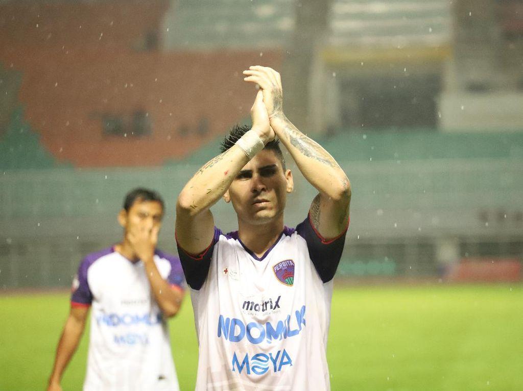 Persita Kehilangan 1 Pemain Asing, Mateo Bustos Mengundurkan Diri