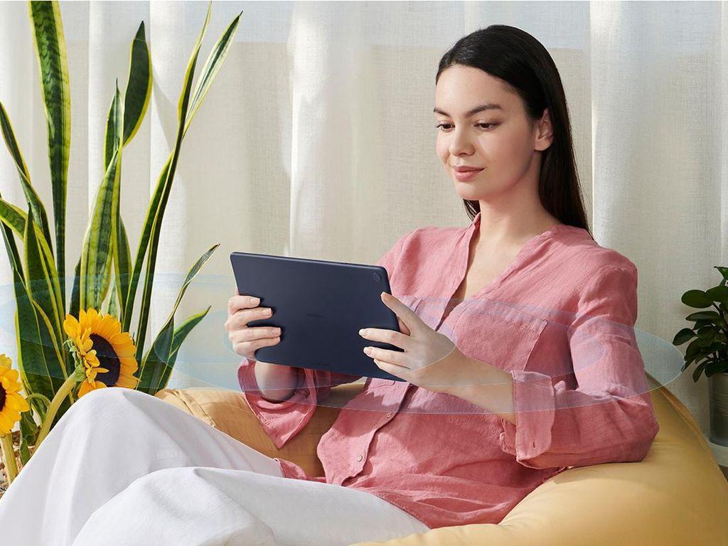 Huawei MatePad T10s, Tablet Murah untuk Belajar Online