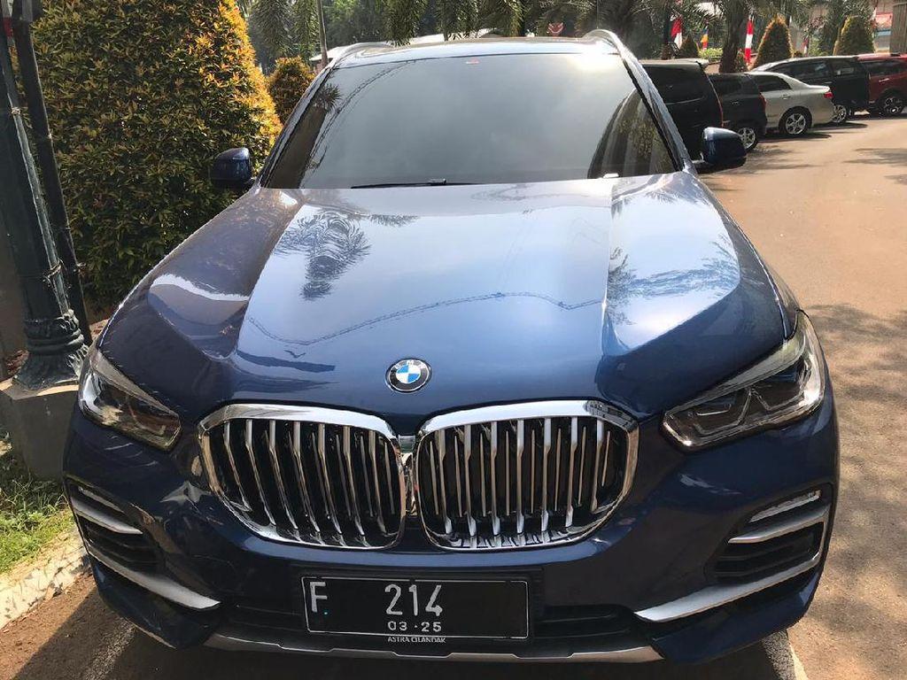 BMW Rp 1,7 Miliar dan Mobil-mobil Koleksi Pinangki