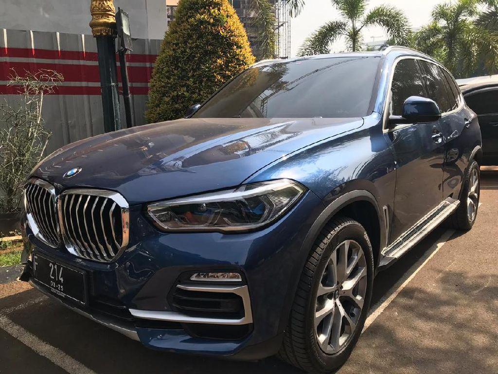 Jaksa Minta Hakim Rampas Mobil BMW X-5 Milik Pinangki