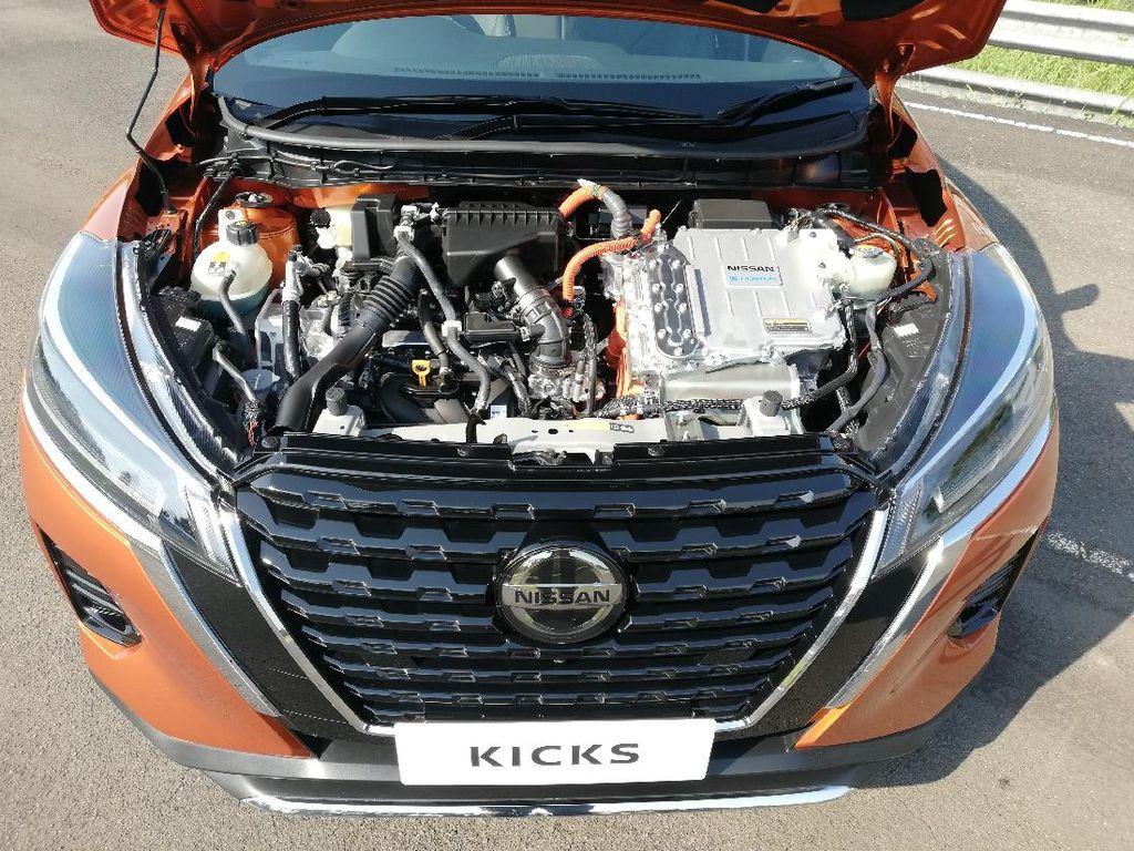 Kicks e-Power, Review Pembuktian Nissan Masih Eksis di Indonesia