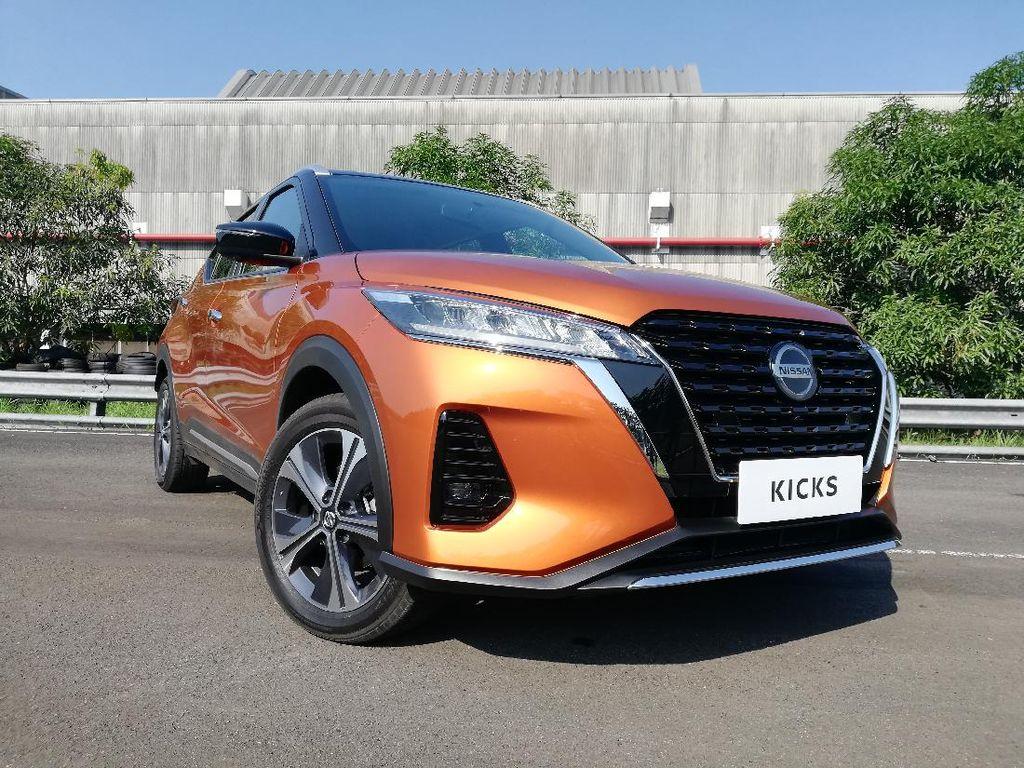 Nissan Kicks yang Tidak Lagi Jadikan Bensin Sebagai Asupan mesin