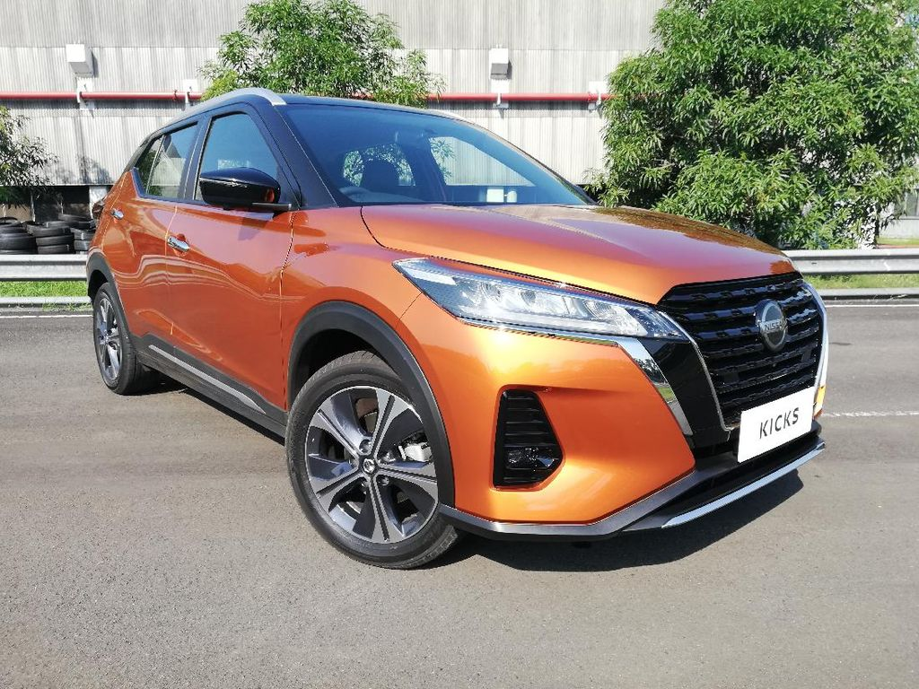 Nissan Kicks Dites Tabrak, Mampukah Lindungi Penumpang?