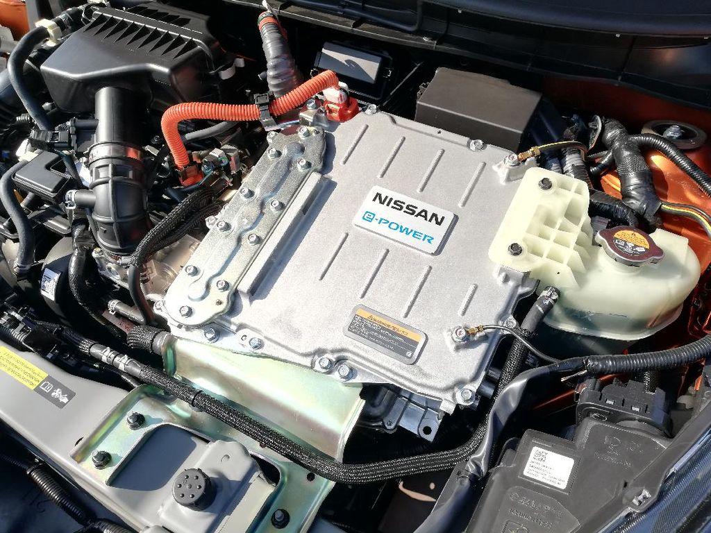 Seperti Mobil Hybrid, Biaya Servis Nissan Kicks e-Power Mahal?