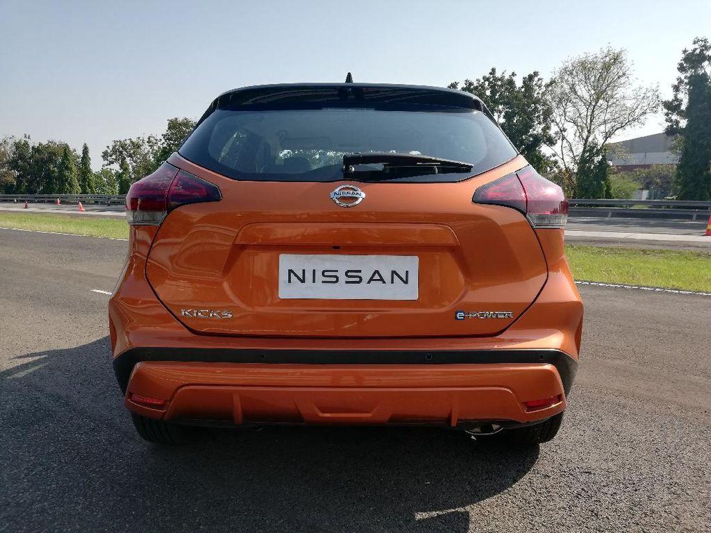 Tanpa Pabrik di Indonesia, Nissan Kicks e-Power Inden Cuma Sebulan