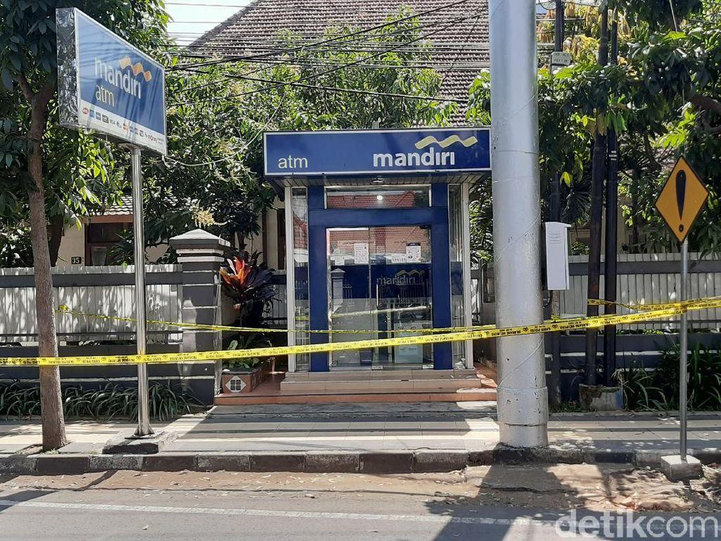 Mesin ATM di Malang Jadi Sasaran Perampokan, Tapi Gagal