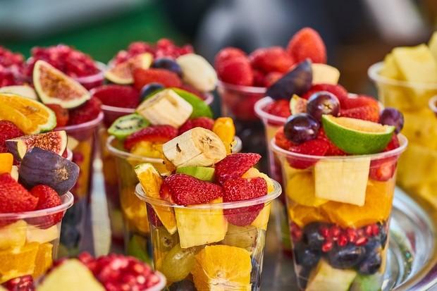 tips membuat salad buah untuk diet