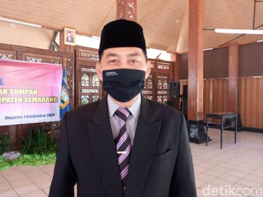 Dampingi Istri Bupati Semarang di Pilkada 2020, Sekda Ajukan Pensiun Dini