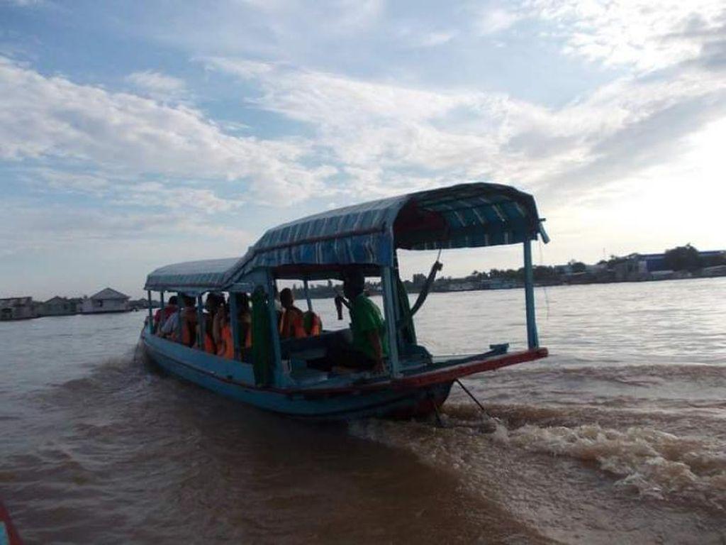 Potret Kehidupan Masyarakat Tradisional Sungai Bassac Vietnam