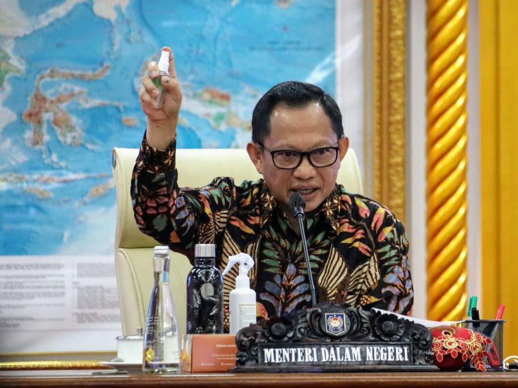 Mendagri Tito Ungkap Sederet Potensi Kerawanan Pilkada 2020
